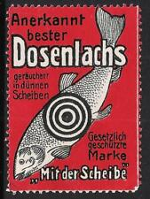 Dosenlachs Canned Salmon - Thin Slices
