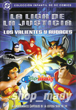 Justice League: the Brave and the Bold DVD en Español Latino Region 1 y 4 NTSC