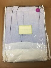 """Pottery Barn QUEEN 14"""" Bed Skirt - Chloe Floral Bedskirt - Color Lilac? - Queen"""