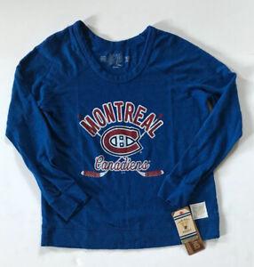 Retro Brand Montreal Canadiens Sweatshirt Women's Size Small
