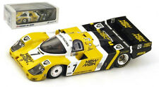 Spark 43LM85 Porsche 956 #7 'New Man' Le Mans Winner 1985 - 1/43 Scale