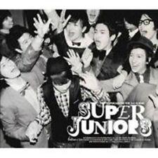 Super Junior Vol. 3 - Sorry, Sorry Version B Korean Edition Super Junior