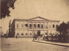 Egypte Tribunal militaire Anglais Photo SébahVintage Albumine ca 1875