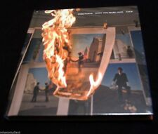 PINK FLOYD - Wish You Were Here - DIGIBOOK SACD EDITION - 5.1 SURROUND SOUND!