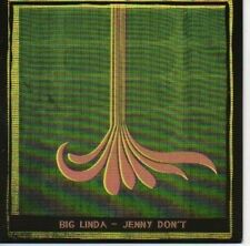 (492C) Big Linda, Jenny Don't - DJ CD
