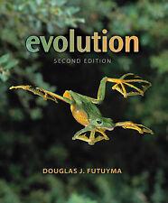 Evolution, Very Good Condition Book, Futuyma, Douglas, ISBN 9780878932238