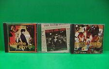 Roxette 3 VG-VG+ CD LOT Look Sharp 1988 Joyride 1991 Tourism 1992 Pop Rock