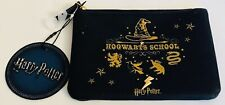 PRIMARK HARRY POTTER HOGWARTS SCHOOL MAKE UP / COSMETIC / TOILETRIES PURSE BAG