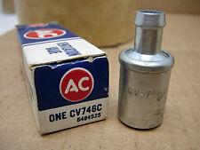 NOS 1967 - 71 CORVETTE CAMARO 427 396 302 GM #CV746C PVC VALVE FACTORY  FLAT TOP