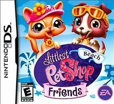 Nintendo DS Littlest Pet Shop Friends: Beach VideoGames