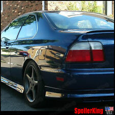Rear Trunk Lip Spoiler Wing (Fits: Honda Accord 1994-97 4dr) 244L SpoilerKing