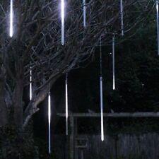 Navidad Decoración Luz Led Digital Nuevo 150 Tubo De Ducha De Nieve Luces Navidad