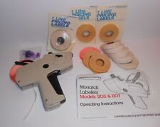 New Listingpitney Bowes Monarch Marking 1105 Price Label Gun With Price Stickers