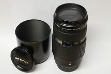 Olympus Zuiko Digital 50-200 mm / 2,8-3,5 Objektiv gebraucht für E-SYSTEM (1)
