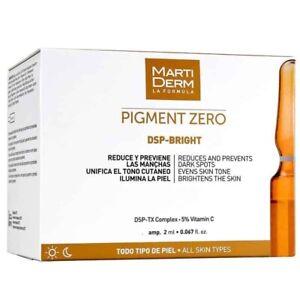 MARTIDERM PIGMENT ZERO DSP - BRIGHT 10 AMPOULES  2ML