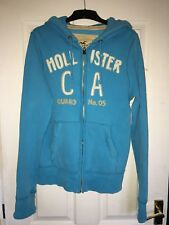 "Women hoodie jacket size M HOLLISTER ""frayed look"""