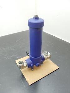 """Pall UR219CC16 08ZG1 600PSI Ultipleat SRT 1"""" Return Line Hydraulic Fluid Filter"""