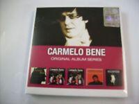 CARMELO BENE - ORIGINAL ALBUM SERIES - 5CD BOXSET SIGILLATO 2012
