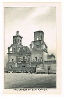 ORIGINAL C1880S LITHOGRAPH PRINT ARIZONA TERRITORY CHURCH OF SAN XAVIER BANCROFT
