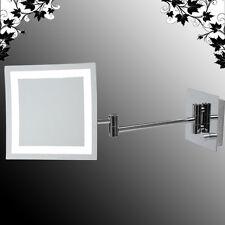 LUXUS LED neue Beleuchtet Kosmetikspiegel 5Fach, WDF