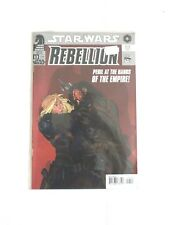 STAR WARS 'REBELLION' ISSUE 13 COMIC BY DARK HORSE PUBLISHER - MINT CONDITION