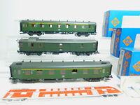 BM278-1# 3x Roco H0/AC Personenwagen etc DB NEM: 4290S/4290 S + 4220S/4220 S OVP