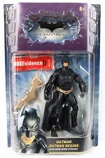 """DC The Dark Knight Movie Masters BATMAN BEGINS 6"""" Action Figure Mattel 2008"""