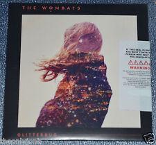 The Wombats - Glitterbug - Promo CD Album - New & Sealed