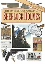 Myserious World of Sherlock Holmes (hc) by Bruce Wexler Official book of museum