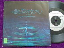 "THE MISSION  ""Hands across the ocean""  VINYL 7""  MYTH 11"