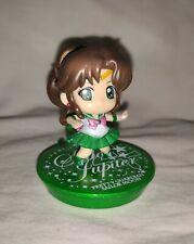 Sailor Moon Sailor Jupiter Petit Chara Oshioki Yo Glitter Mini Figure MegaHouse