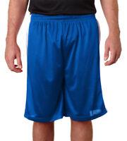 Badger Men's Athletic Cut Polyester Elastic Waistband Challenger Short. 7241
