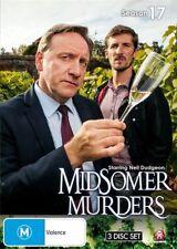Midsomer Murders : Season 17 (DVD, 2015, 3-Disc Set) R4