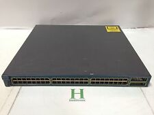 Cisco Catalyst 3550 48-port Switch WS-C3550-48-EMI