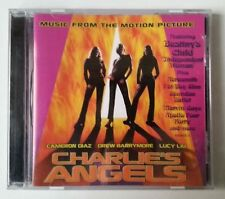 VARIOUS 'Charlie's Angels...' CD ALBUM SOUNDTRACKS THEATRE POP 2000 2000s