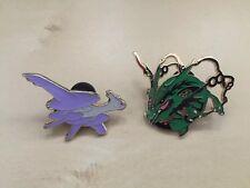 Mega Latios And Mega Rayquaza Pokemon Pins New