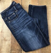 American Eagle Boy Fit Mid Rise  Women's Jeans, Size 2  28x25