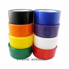 """8 Rolls Packaging Packing Tape 2"""" x 110 yd Carton Sealing Free Shipping 8 Colors"""