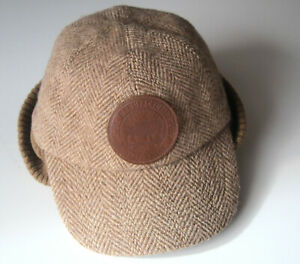 Polo Ralph Lauren Trapper Wool Outdoorsman Sportsman Sport Respect Wildlife Hat