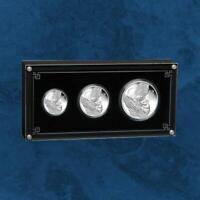 Australien - Lunar III Jahr der Maus - 3 Coin Set - 2020 PP Silber Mouse 3,5$