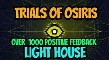 Destiny 2 Trials of Osiris Guaranteed Flawless only PS4 / Cross Save
