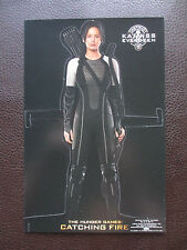 HUNGER GAMES PAPER DOLL Katniss  STANDEE New Promo District 12