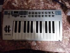 E-MU Xboard 25 USB MIDI Keyboard Controller with 16 rotary knobs