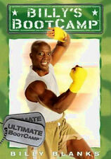 BILLY'S BOOTCAMP - ULTIMATE BOOTCAMP - NEW & SEALED DVD (BILLY BLANKS) TAE BO