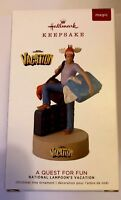 """2018 HALLMARK ORNAMENT """"A QUEST FOR FUN"""" National Lampoon's Vacation SOUND"""