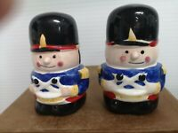 salt and pepper vintage soldiers christmas