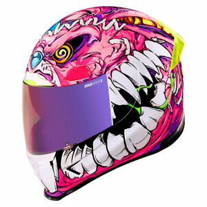 Icon Motorsports Airframe Pro Beastie Bunny Motorcycle Full Face Helmet