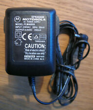 GENUINE MOTOROLA PLM4680A AC POWER SUPPLY PLUG CHARGER 4.0VDC