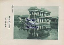 Werbung 1928 Bildnis Fotografien Märchenland China, H. v. Perckhammer