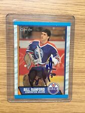 BILL RANFORD SIGNED  CARD